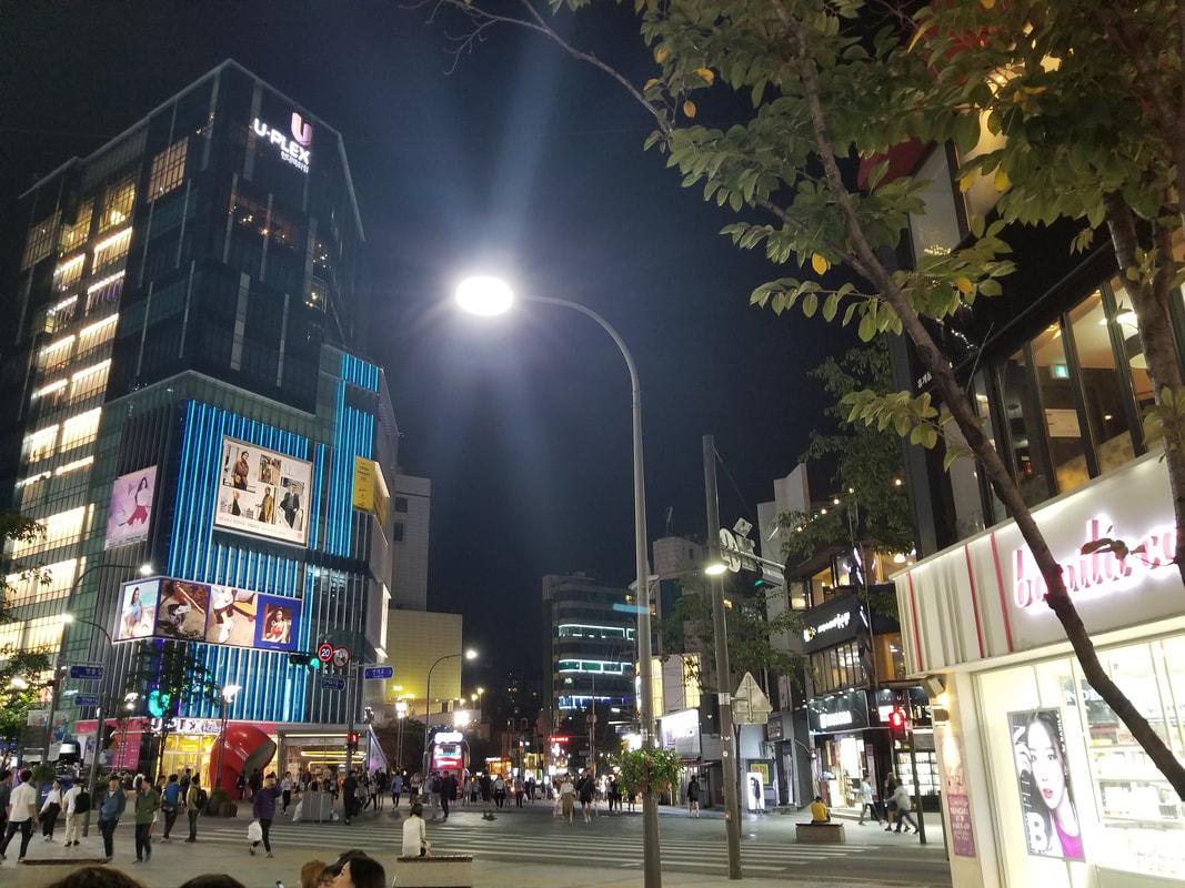 Gilman Scholar Blog #2 | Exploring Seoul