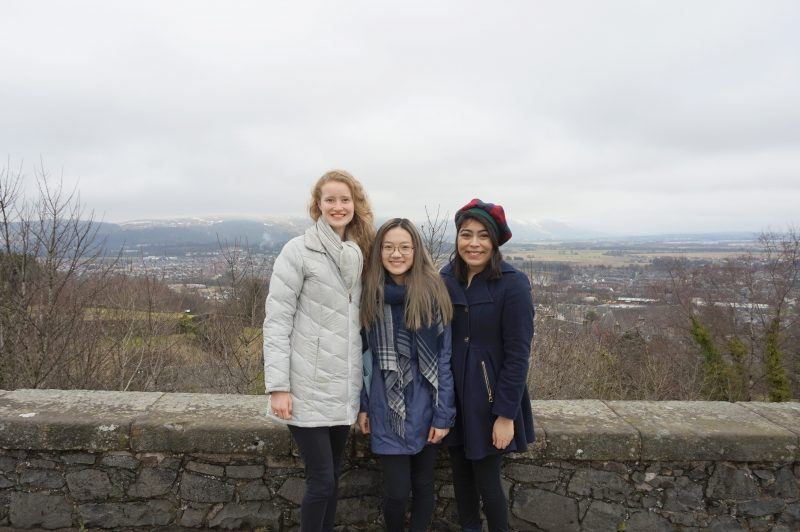 Visiting Edinburgh – Spring Break 2018