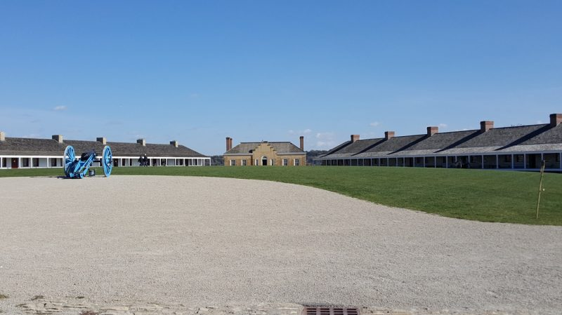 Fort Snelling: A Reflection