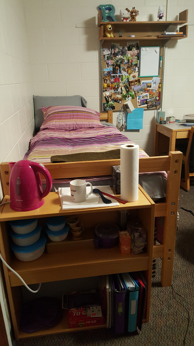 Dorm Room Reveal
